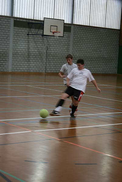 Spielnachmittag am 22. November 2007